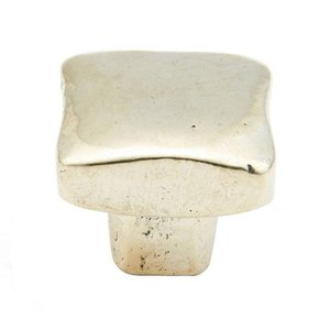 "Schaub and Company - Vinci Cast Bronze - 1 1/16"" Knob in Antique Bronze"