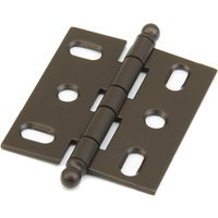 Schaub and Company - Hinges - Ball Tip Hinge in Oil Rubbed Bronze